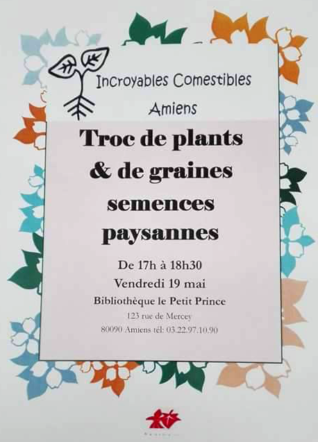 Troc De Plants Et De Graines Semences Paysannes